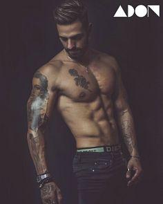 Polis Haralambous male fitness model