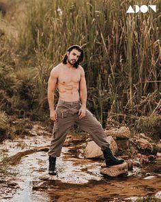 Rafael Alexandre male fitness model