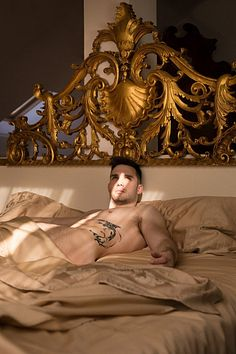 Raffaele Giuliani male fitness model
