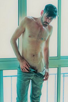 Raúl Ponce de León male fitness model