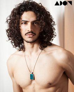Ravi Goswami male fitness model