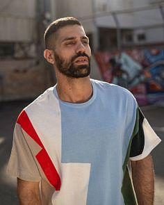 Raz Hadad male fitness model