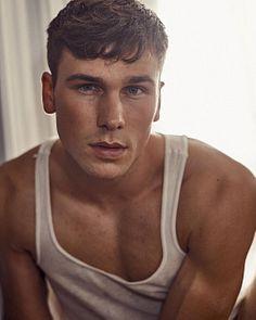 Rhett Beardemphl male fitness model
