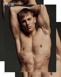 Roman Jancula male fitness model