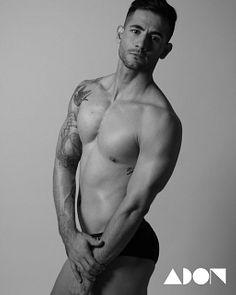 Ruben Guzman male fitness model