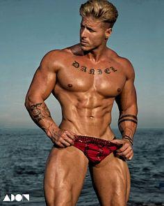 Rubio male fitness model