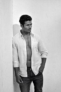 Sameer Khan male fitness model