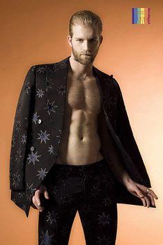 Santiago Rinaudo male fitness model