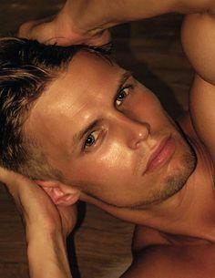 Sean Alboucq male fitness model
