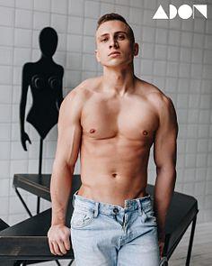 Sergey Minin male fitness model