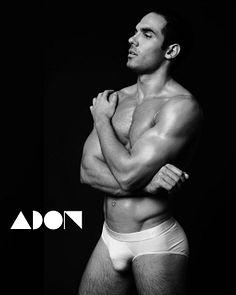 Shadi Gabas male fitness model