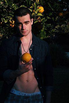 Shane Sandler male fitness model