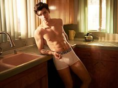 Shawn Mendes male fitness model
