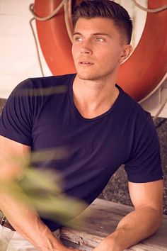 Steve Brady male fitness model