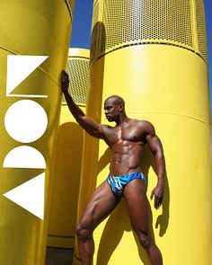 Stevens Dujon Solin male fitness model