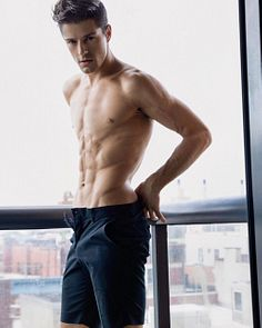 Stevie Ray male fitness model