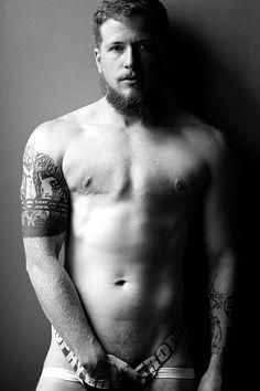 Stevie Trixx male fitness model