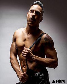 Sylvain male fitness model