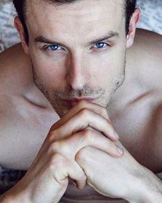 Thomas Indra male fitness model