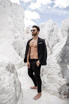 Tiago Neto male fitness model