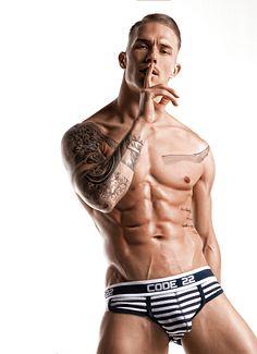 Timi Lappi male fitness model