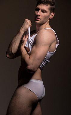 Timo Frhn male fitness model