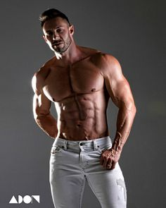 Timos male fitness model