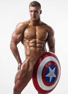 Tom Cole male fitness model