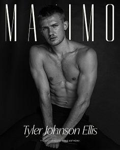 Tyler Johnson Ellis male fitness model