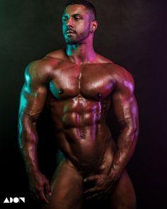 Uchoaeric male fitness model