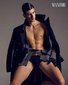 Valerio De Maria male fitness model