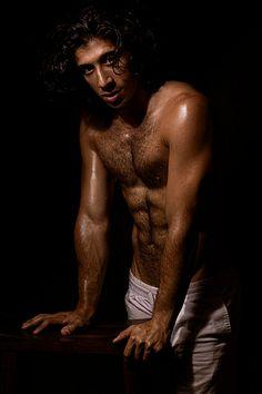 Vasilios Filippakis male fitness model