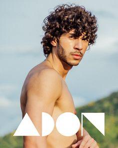 Victor Quigada male fitness model