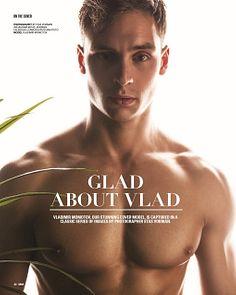 Vladimir Momotov male fitness model