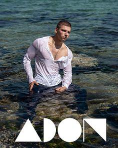 Vladimir Nizialyk male fitness model