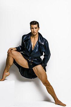 Xander Taylor male fitness model