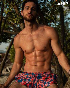 Yayo Viso male fitness model