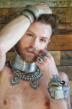 Zachary Christensen male fitness model