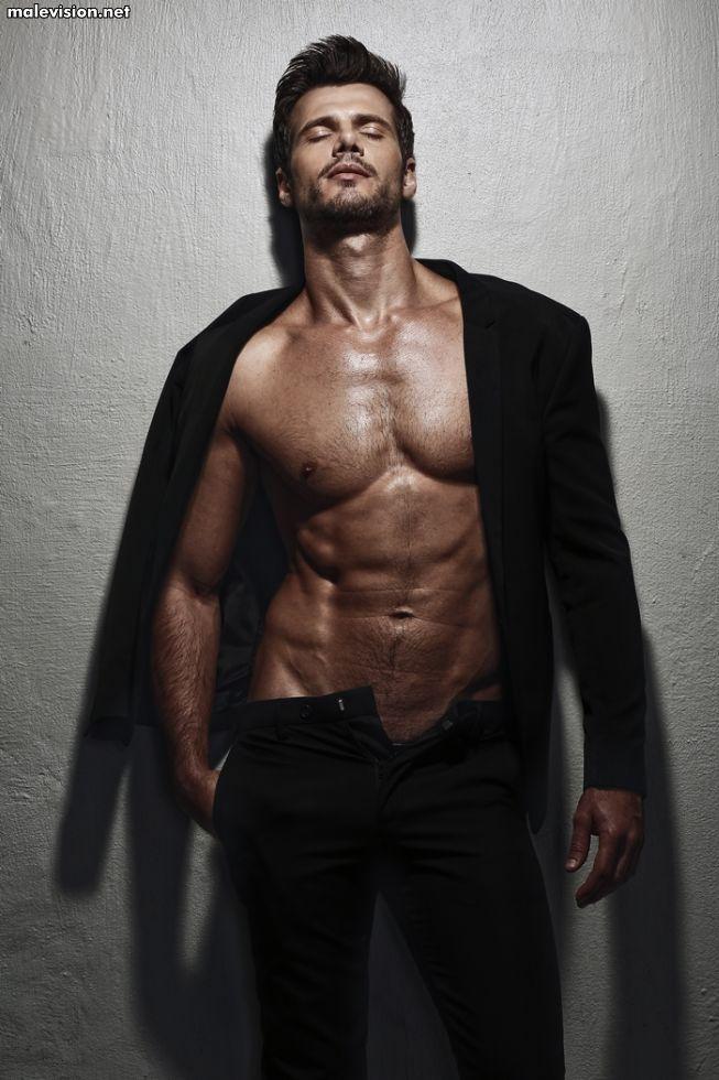 Polaroids: Claudio Avilla | Brazil Male Models