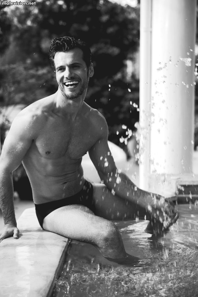 Claudio Avilla Sedcard | MGM Models